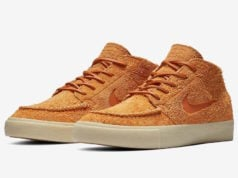 Nike SB Stefan Janoski Crafted Orange AQ7460-887 Release Date