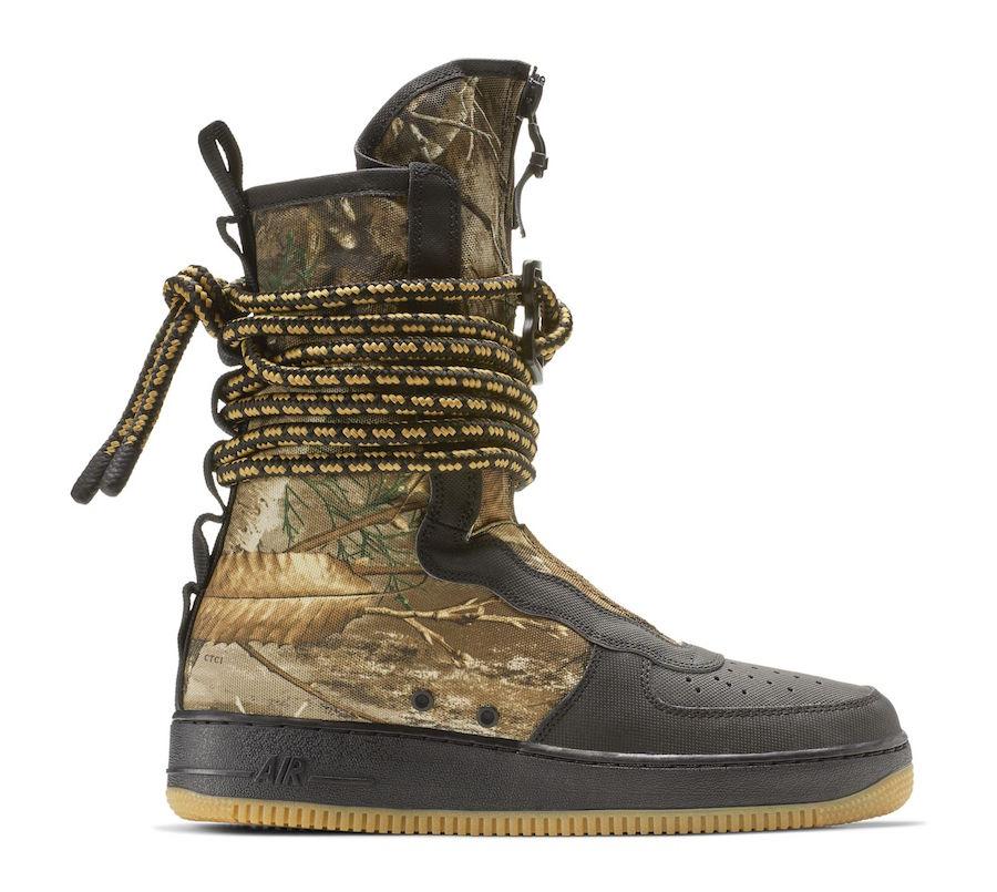 Nike SF Air Force 1 High Realtree AA1128-004