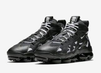 Nike VaporMax Gliese Black White AO2445-001 Release Date