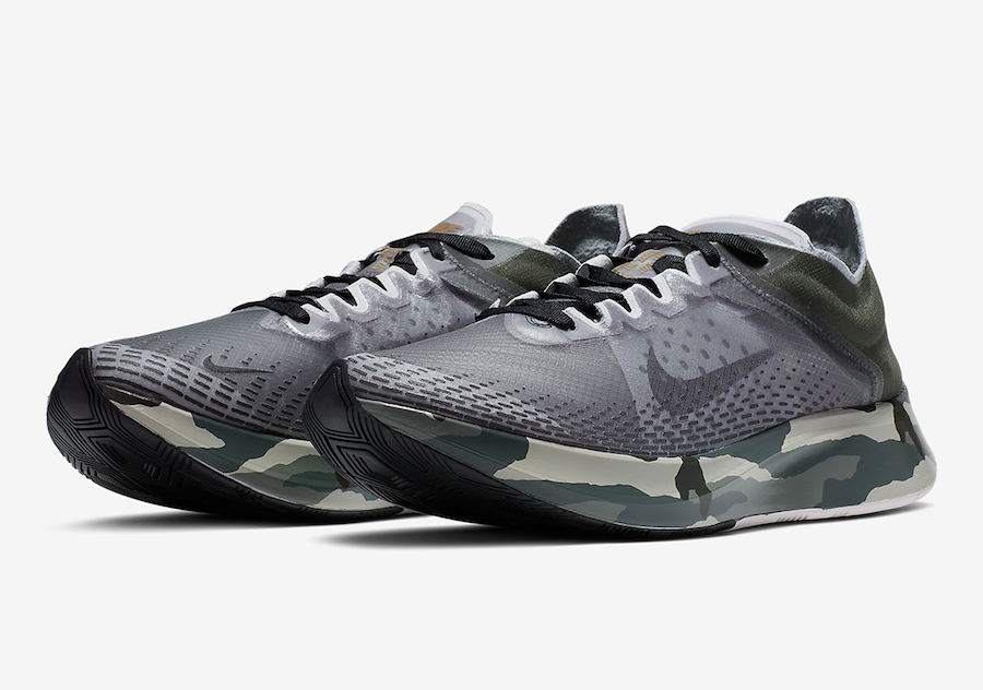 Nike Zoom Fly Camo AT5242-300 Release Date