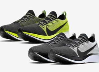 Nike Zoom Fly Flyknit BV6103-002 BV6103-001 Release Date