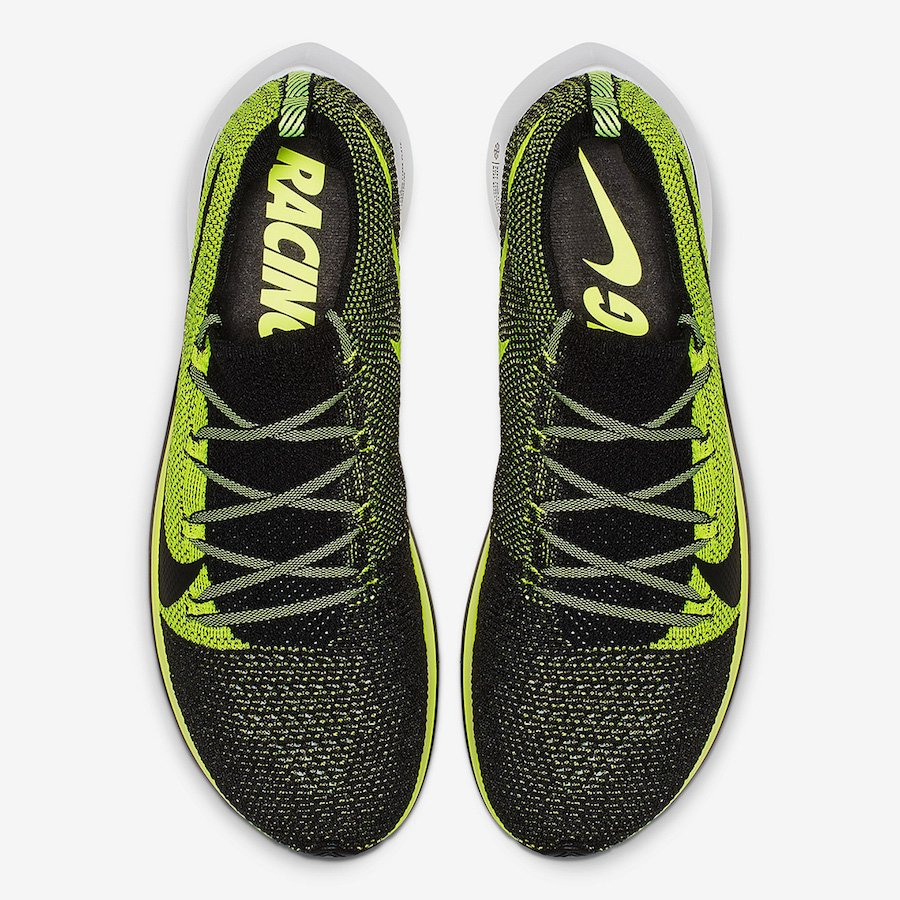 05036e618cd Nike Zoom Fly Flyknit BV6103-002 BV6103-001 Release Date