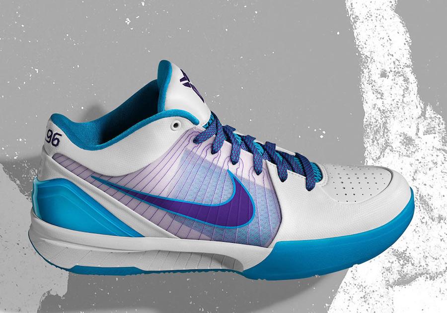 Nike Zoom Kobe 4 Protro IV Draft Day AV6339-100 Release Date Price