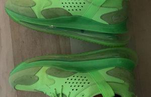 Odell Beckham Jr Nike Air Max 720 Green Release Date