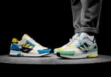 Overkill adidas Consortium ZX 10.000C I Can If I Want Release Date