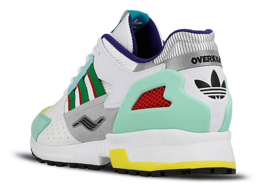 Overkill Adidas Consortium Zx 10 000c I Can If I Want