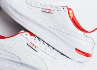 Puma California Drive Thru White Red Release Date