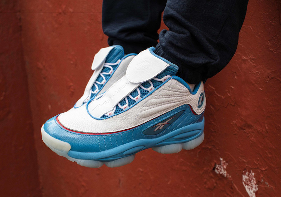 Reebok Iverson Legacy Athletic Blue Release Date