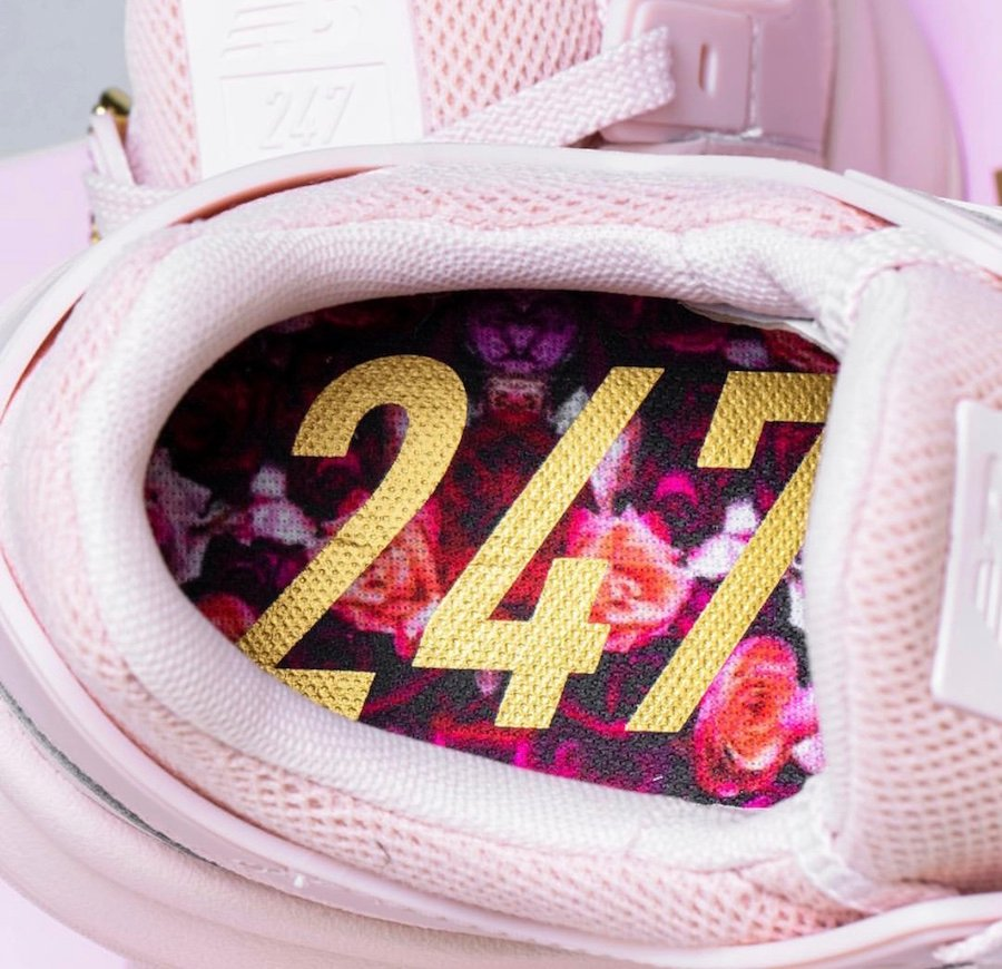 Shoe Palace New Balance 247 A Day in Paris Release Date