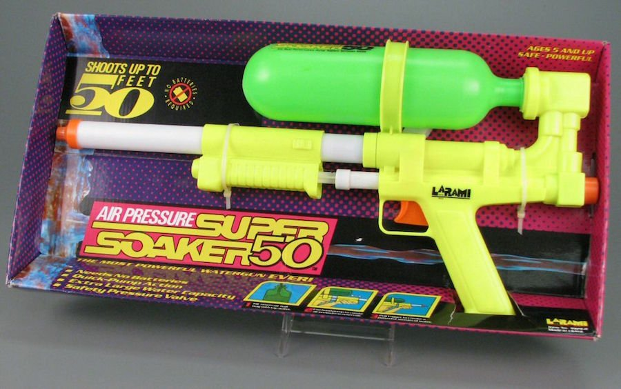 Super Soaker 50