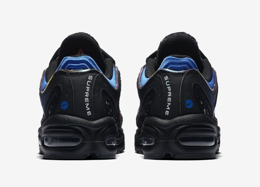 Supreme Nike Air Max Tailwind 4 AT3854 100 AT3854 001