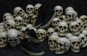 The Darkside Initiative Vans SK8-Hi + Old Skool Release Date