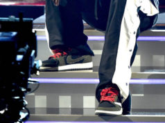 Travis Scott Air Jordan 1 Low 2019 Grammy Awards