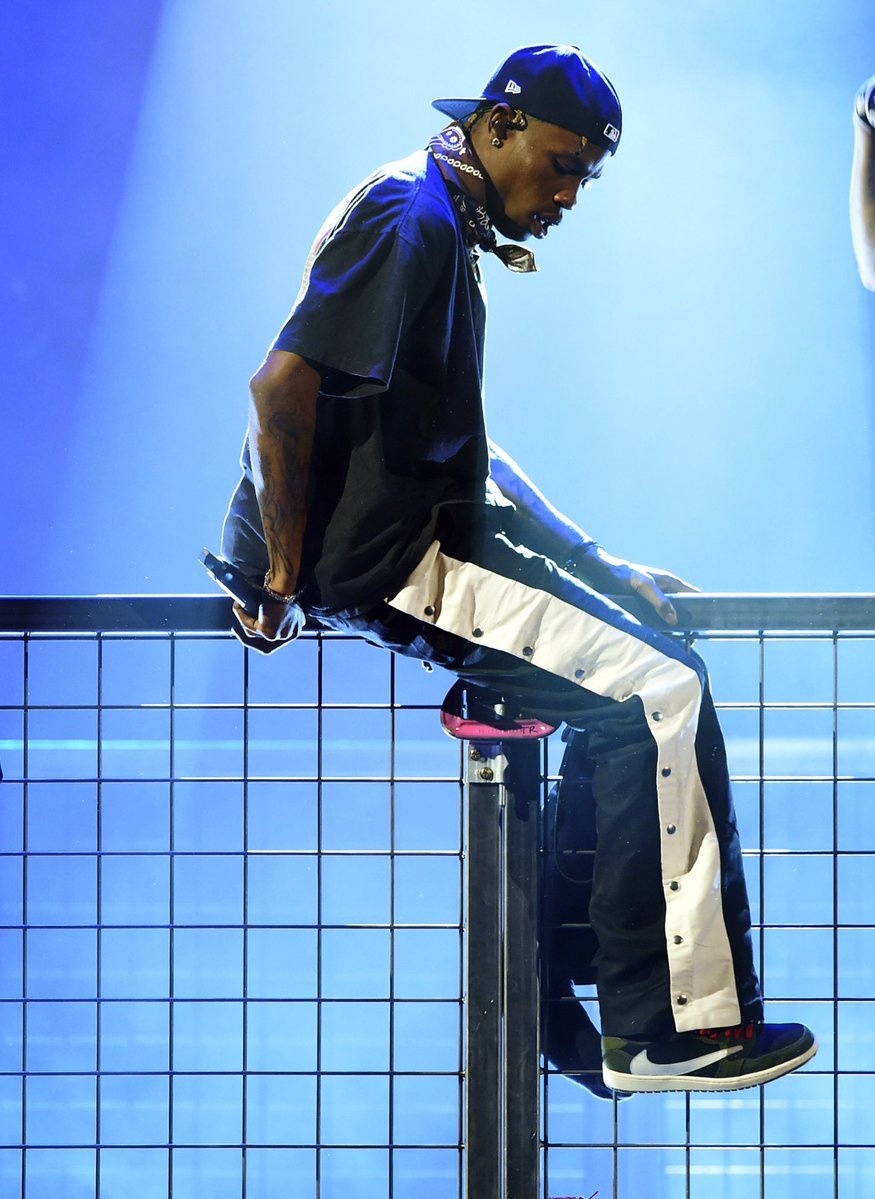 Travis Scott Air Jordan 1 Low Grammy Awards