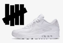 Undefeated Nike Air Max 90 Release Date