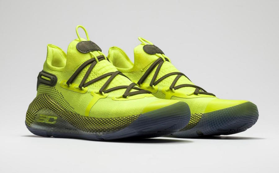 Under Armour Curry 6 Coy Fish All-Star 3020612-302 Release Date