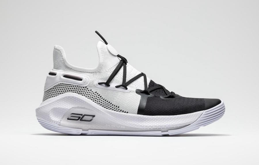 Under Armour Curry 6 Working on Excellence Release Date