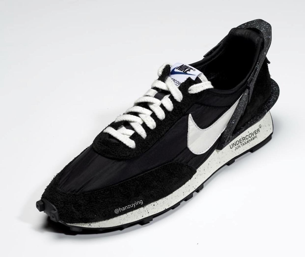 Undercover Nike Daybreak Black White BV4594-001 Release Date