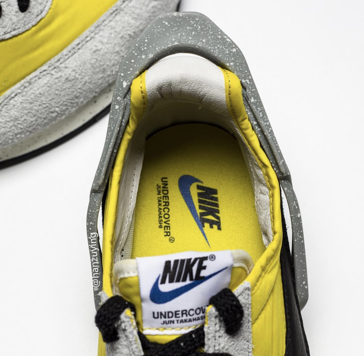Undercover Nike Daybreak Yellow Undercover Nike Daybreak Black White BV4594-001 Release Date Release Date