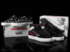 Vans Led Zeppelin SK8-Hi Era Release Date
