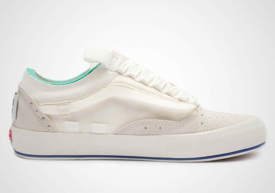 Vans Old Skool LX Deconstructed Marshmallow Release Date