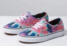 Vans Tie Dye Pack Release Date