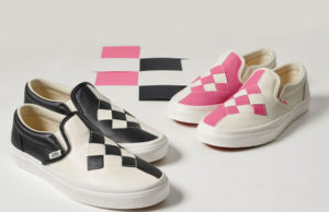 Vans Woven Checkerboard Pack Release Date