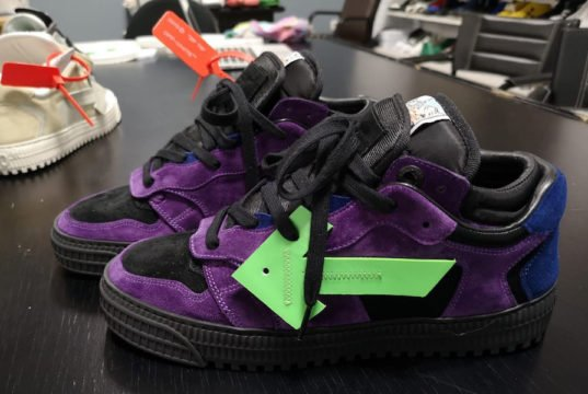 Virgil Abloh Off-White 3.0 Off-Court Lows Release Date