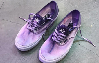 Yeti Out Vans Authentic Release Date