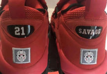 21 Savage Nike Air More Money Release Date