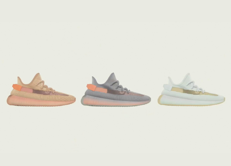adidas Yeezy Boost 350 V2 Clay True Form Hyperspace Regional Release Date