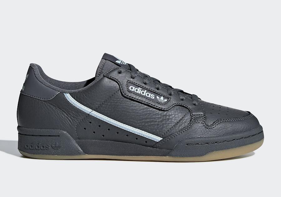 adidas Continental 80 Grey Mint G27705