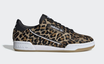adidas Continental 80 Leopard F33994 Release Date