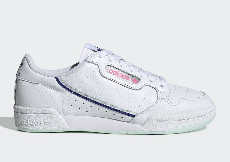 adidas Continental 80 March 2019 Release Date | SneakerFiles