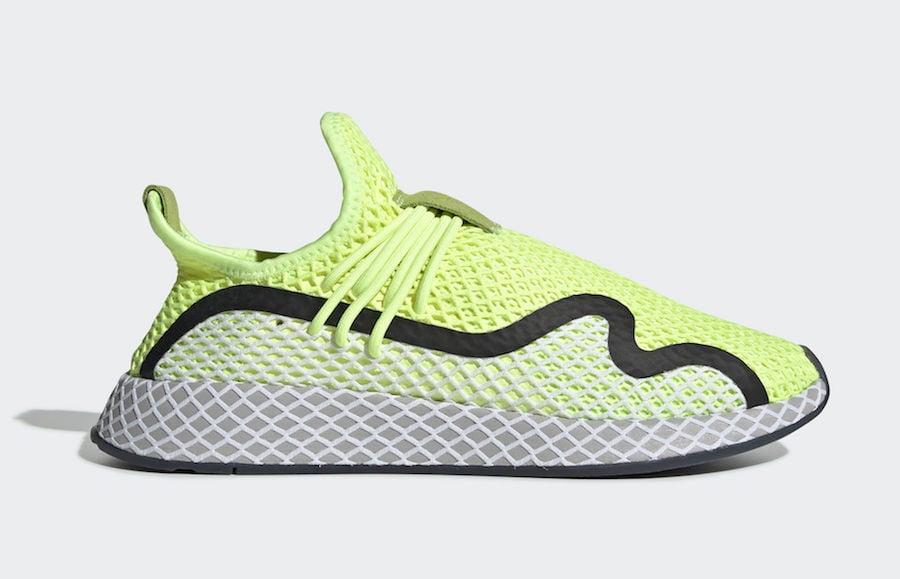 adidas Deerupt Runner Releasing in Solar Yellow