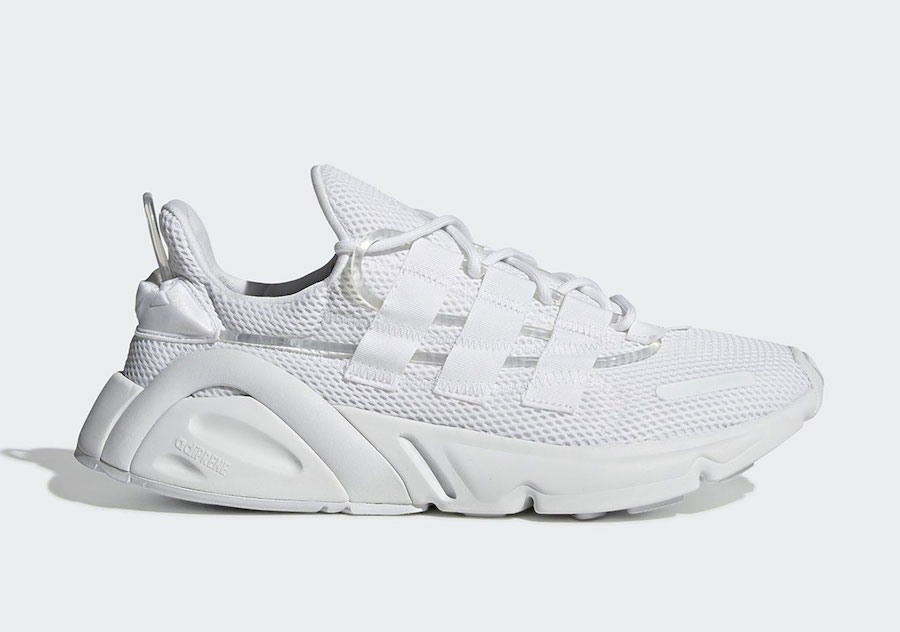 adidas LXCON Triple White DB3393 Release Date