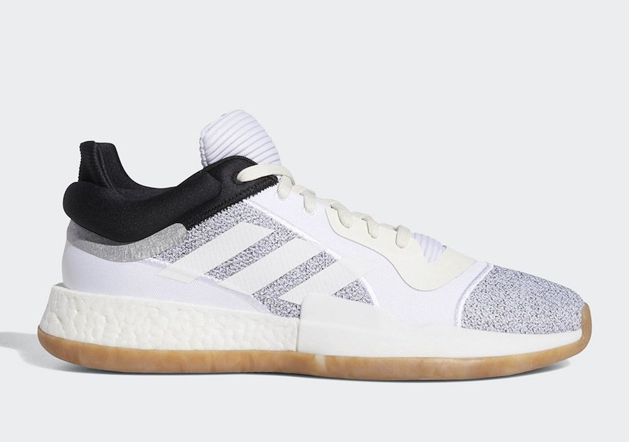 adidas Marquee Boost Low White Gum D96933 Release Date