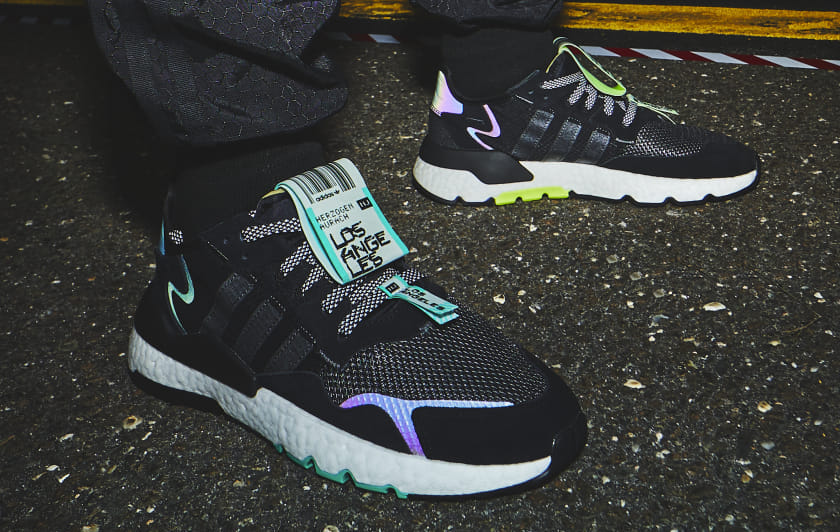adidas Nite Jogger City Pack Release