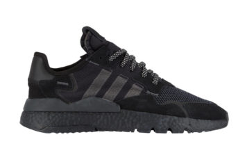 adidas Nite Jogger Core Black BD7954 Release Date