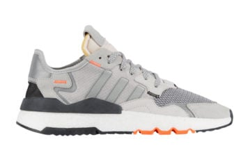 adidas Nite Jogger Grey White Orange DB3361 Release Date