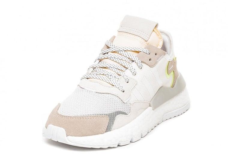 adidas Nite Jogger Hi Res Yellow CG6098 Release Date