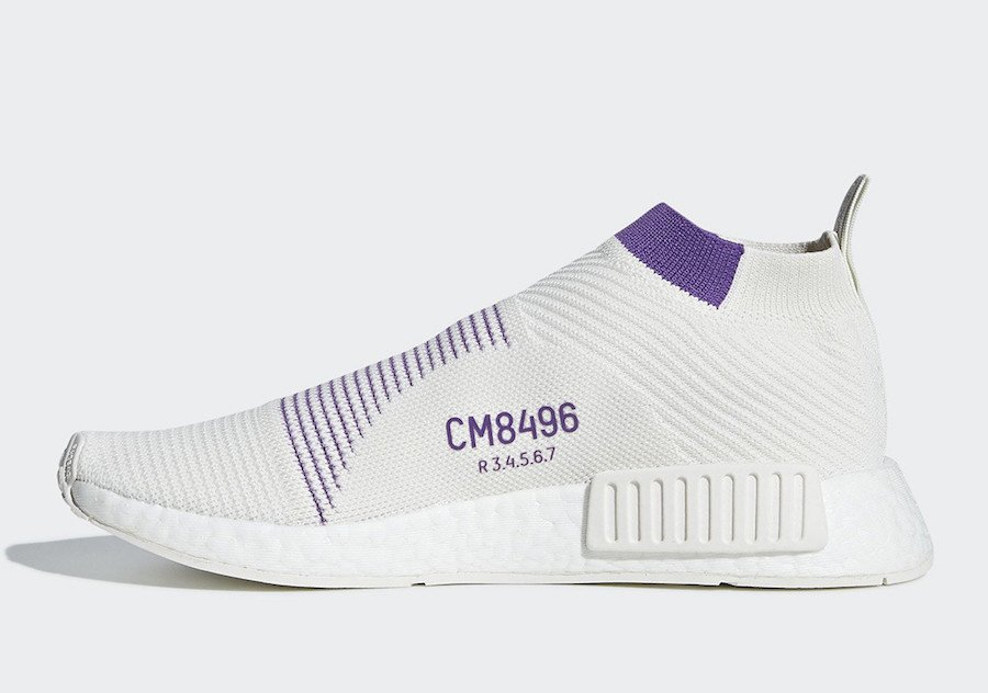 adidas NMD City Sock Purple Pack CM8496 Release Date