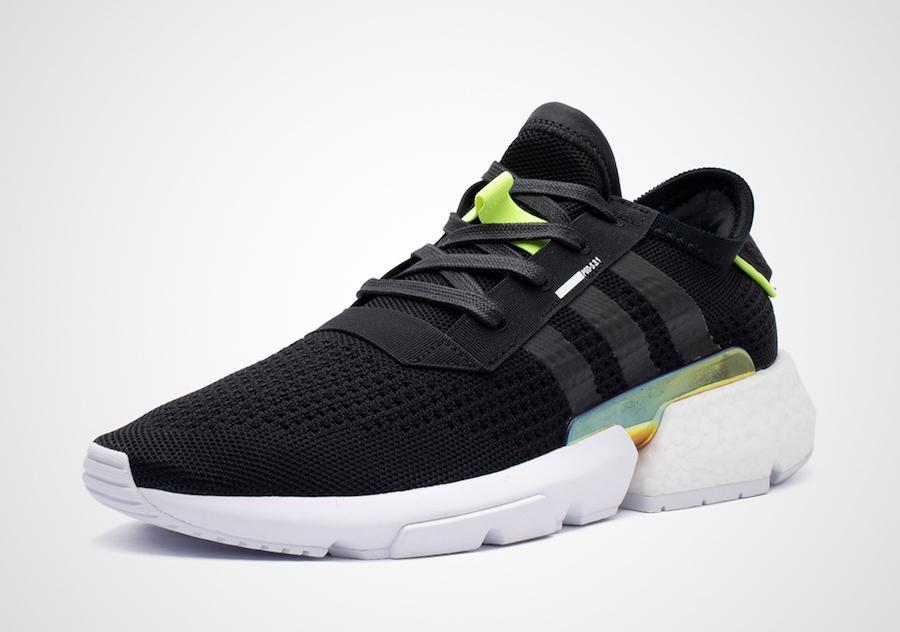 adidas POD S3.1 Black Iridescent DA8693 Release Date