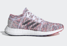 adidas Pureboost Go Shock Red B75829 Release Date