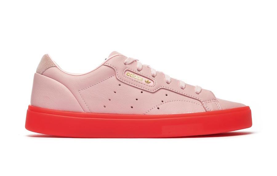 adidas Sleek Diva Red BD7475 Release Date