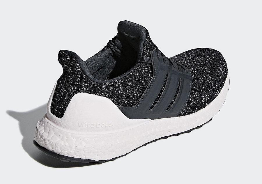 adidas Ultra Boost Core Black Carbon Orchid Tint DB3210 Release Date