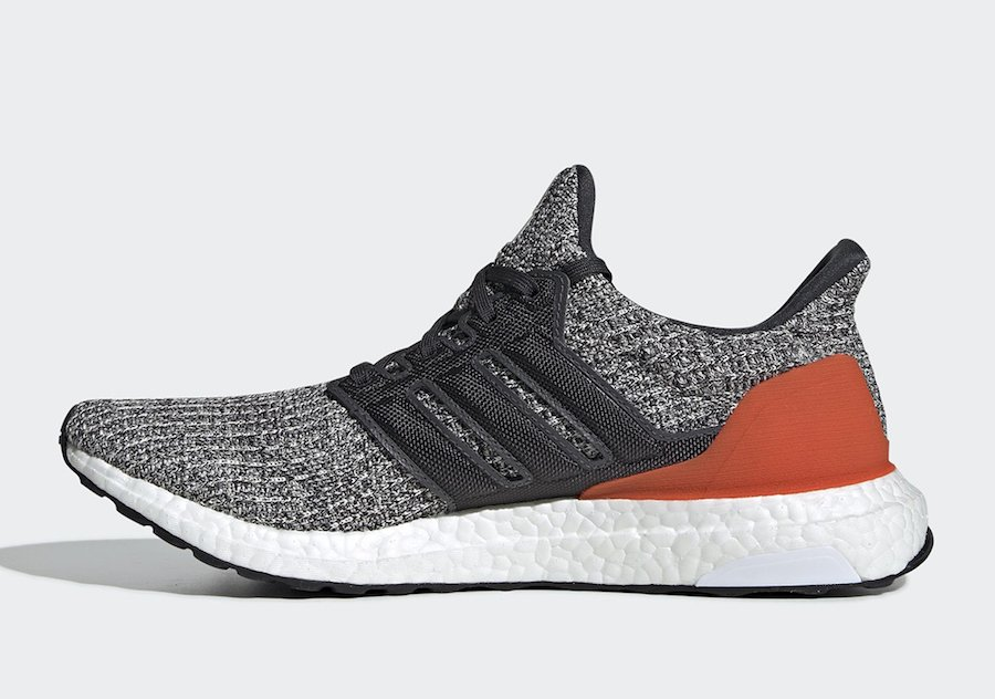 adidas Ultra Boost Raw White Active Orange DB2834 Release Date
