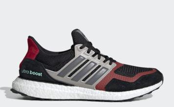 adidas Ultra Boost SL Black Grey Red EF0724 Release Date