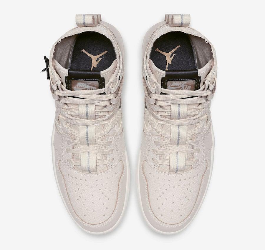 Air Jordan 1 Cargo Light Cream CD6757-200 Release Date