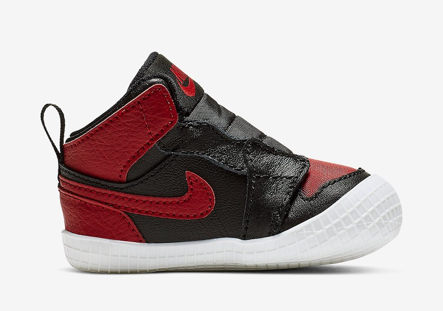 cheap for discount 7ec5c 63415 Air Jordan 1 Crib Bred Banned AT3745-023 Release Date